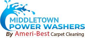 Middletown Power Washers Logo